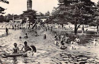 Ansichtkaart Bilthoven Natuurbad De Biltsche Duinen Zwembad Watertoren 1959 HC19923