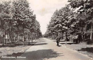 Ansichtkaart Bilthoven Beethovenlaan 1950 HC19928