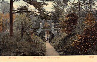 Ansichtkaart Baarn Bruggetje in het Plantsoen HC19938