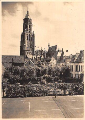 Ansichtkaart Arnhem Groote Kerk 5-centskaart Serie II Nr 8 HC19961