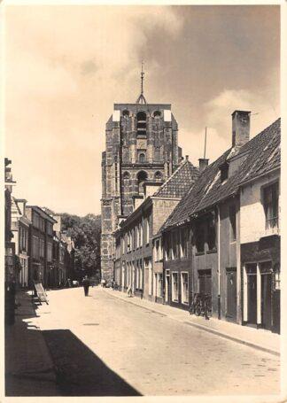 Ansichtkaart Leeuwarden Toren De Oldehove 5-centskaart Serie VII Nr 10 HC19962