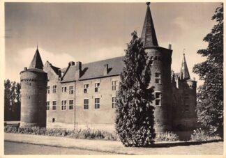 Ansichtkaart Helmond Kasteel - Raadhuis 5-centskaart Kasteelenserie Nr 17 HC19970