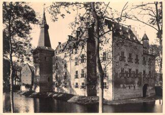 Ansichtkaart Doorwerth Kasteel Doorwerth 5-centskaart Kasteelenserie Nr 4 HC19971