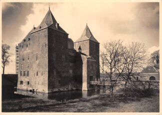 Ansichtkaart Zaltbommel Gorinchem Kasteel Slot Loevestein 5-centskaart Kasteelenserie Nr 6 HC19973