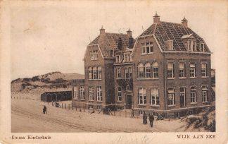 Ansichtkaart Wijk aan Zee Emma Kinderhuis 1922 HC19980