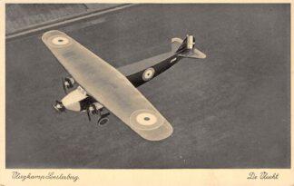 Ansichtkaart Soesterberg Vliegkamp De Vlucht Vliegtuigen Vliegveld Luchtvaart 1936 HC19989