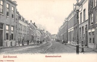 Ansichtkaart Zaltbommel Gamerschestraat HC20000