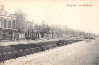 Ansichtkaart Gorredijk Lange Wal Opsterland HC20066