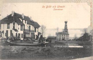 Ansichtkaart De Bilt De Bildt n/b Utrecht Sterretoren 1900 HC20069