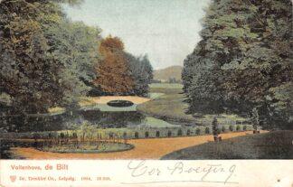 Ansichtkaart De Bilt Vollenhove 1904 HC20070