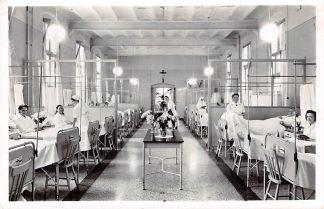 Ansichtkaart Amsterdam Onze Lieve Vrouw Gasthuis Chirurgische vrouwenafdeling 1960 Ziekenhuis HC20075