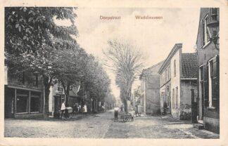 Ansichtkaart Waddinxveen Dorpstraat HC20081