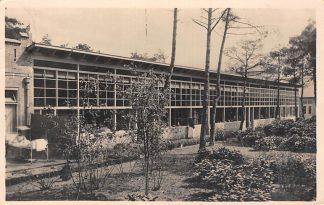 Ansichtkaart Bilthoven sanatorium Berg en Bosch Lighal Kinder paviljoen HC20092