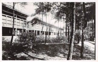 Ansichtkaart Bilthoven Sanatorium Berg en Bosch Lighal Joseph paviljoen Ziekenhuis 1950 HC20104
