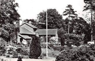 Ansichtkaart Bilthoven Ziekenhuis Berg en Bosch 1966 HC20115
