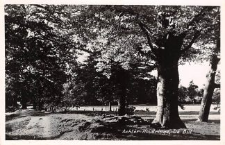 Ansichtkaart De Bilt Achter Houdringe 1954 HC20127