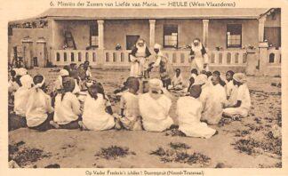 Ansichtkaart Zuid-Afrika Missien der Zusters van Liefde van Maria Heule West-vlaanderen Op Vader Frederic's jubilee! Doornspruit Noord-Transvaal Afrika Africa België HC20180