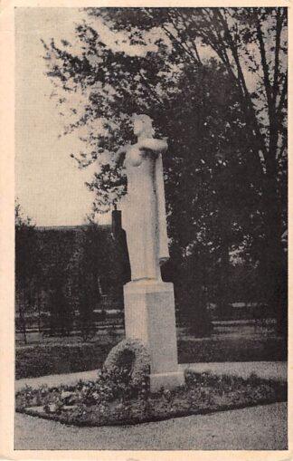 Ansichtkaart Epe Bevrijdings monument 1951 Veluwe HC20224