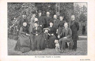 Ansichtkaart Koningshuis Koningin Emma De Vorstelijke Familie te Lensahn Ost-Holstein Duitsland Deutschland Europa HC20275