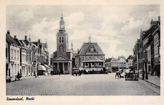 Ansichtkaart Roosendaal Markt HC20343