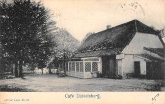 Ansichtkaart Berg en Dal Café Duivelsberg Vivat No. 53 1904 Nijmegen