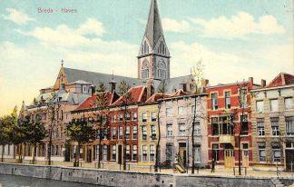Ansichtkaart Breda Haven 1913 HC20364
