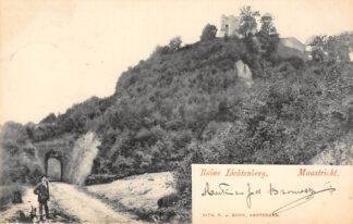 Ansichtkaart Maastricht Ruïne Lichtenberg 1904 HC20435