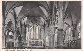 Ansichtkaart Lichtenvoorde Interieur R.K. Kerk HC20499