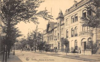 Ansichtkaart België Uccle Ukkel Avenue de la Floride 1920 Europa HC20532