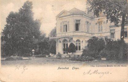 Ansichtkaart België Aarschot Elzen 1905 Europa  HC20533