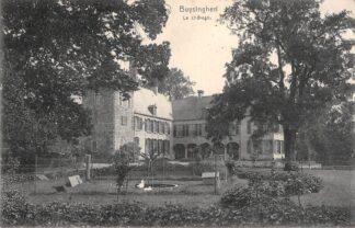 Ansichtkaart België Buizingen Halle Buysinghen Le Chateau 1919 Europa HC20543