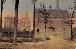 Ansichtkaart Aarle-Rixtel Berkers Verbunt No. 168 Kasteel Croy Noord-Brabant HC20553
