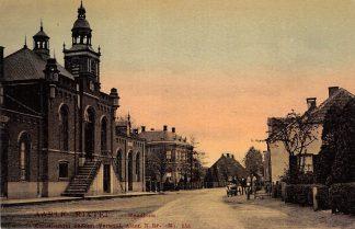 Ansichtkaart Aarle-Rixtel Raadhuis Berkers Verbunt Asten No. 155 Noord-Brabant HC20554