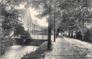 Ansichtkaart België Meersel-Dreef Kerk en Klooster der Paters Europa HC20594