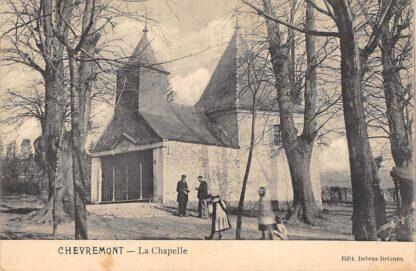 Ansichtkaart België Chevremont La Chapelle 1911 France Europa HC20597