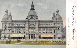 Ansichtkaart België Antwerpen Anvers Palais de l'Hippodrome Europa HC20831