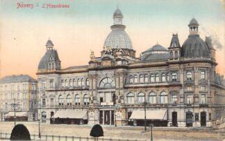 Ansichtkaart België Antwerpen Anvers L'Hippodrome 1911 Europa HC20838