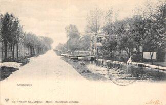 Ansichtkaart Stompwijk 1903 HC20913