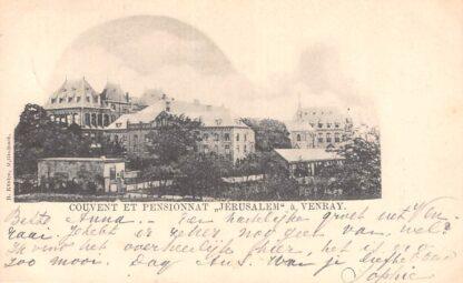 Ansichtkaart Venray Couvent et Pensionnat Jerusalem 1904 HC20932