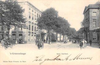 Ansichtkaart 's-Gravenhage Korte Voorhout 1903 HC20968