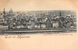 Ansichtkaart Groet uit Maastricht HC21016