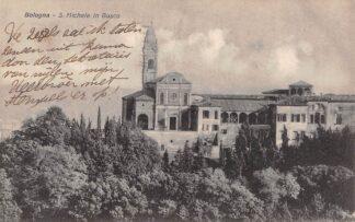 Ansichtkaart Italië Bologna S. Michle in Bosco Italia Europa HC21052
