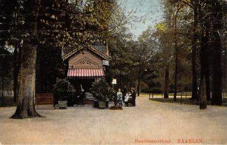Ansichtkaart Haarlem Haarlemmerhout 1913 HC21210