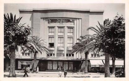 Ansichtkaart Algerije Alger Sidi-bel Abbes Le Theatre Frankrijk France Afrika HC21250