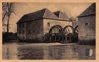 Ansichtkaart Singraven bij Denekamp Watermolen Molen 1947 HC21254