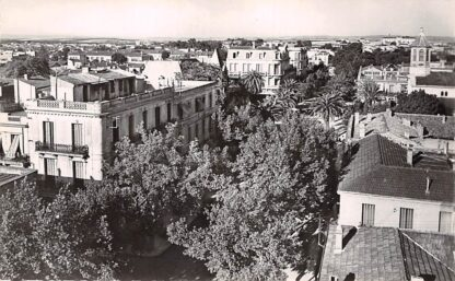 Ansichtkaart Algerije Alger Sidi-bel-Abbes Vue generale Frankrijk France Afrika HC21256
