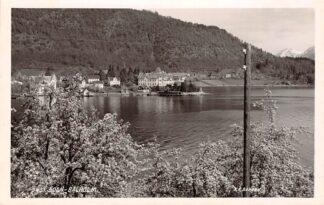 Ansichtkaart Noorwegen Sogn Balholm Fotokaart Norge Norway Europa HC21260