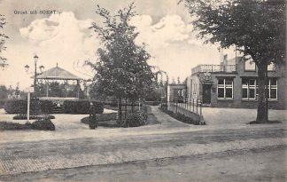Ansichtkaart Soest Groet uit 1916 Muziektent HC21276