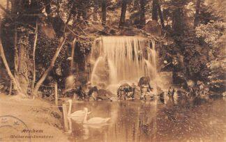 Ansichtkaart Arnhem Sonsbeek Waterval 1912 HC21309