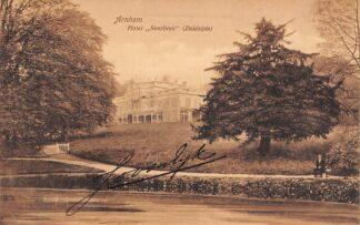 Ansichtkaart Arnhem Hotel Sonsbeek Zuidzijde 1911 HC21310